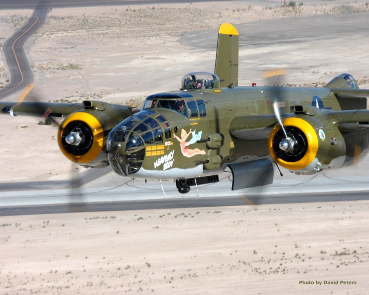 North American Avitation B-25