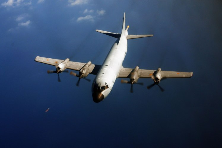Lockheed P3 · Orion