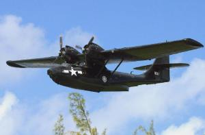 PBY del grupo de los Black cat